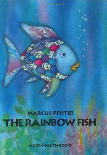 10 children 39 s books you must have read as an angsty child for Rainbow fish children s book