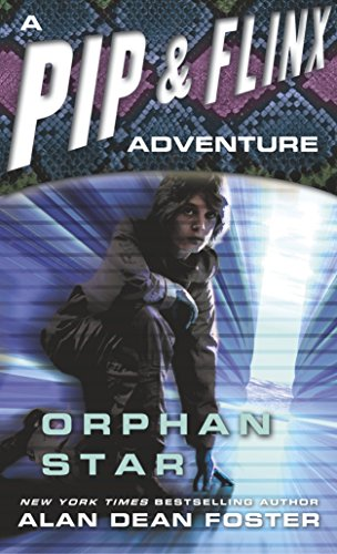 Cover image for Orphan Star