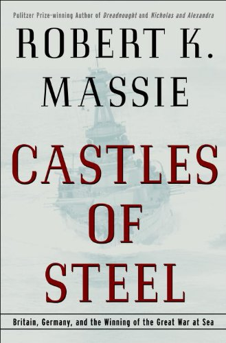 Cover image for Castles of Steel