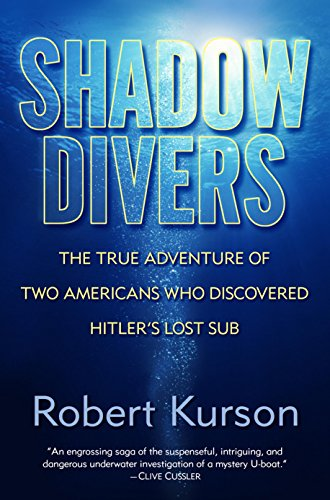 Cover image for Shadow Divers