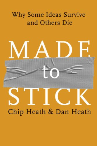 Cover image for Made to Stick