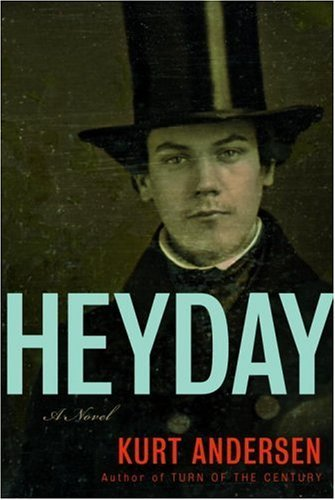 Cover image for Heyday