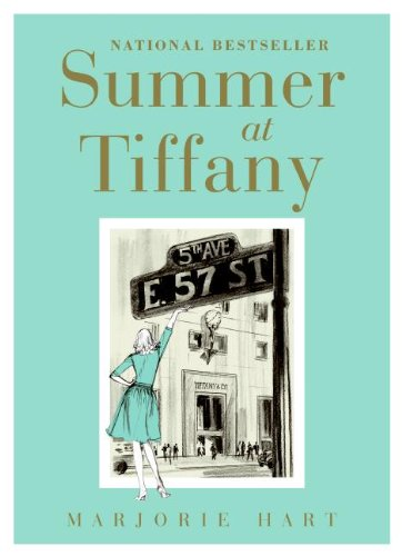 Cover image for Summer at Tiffany