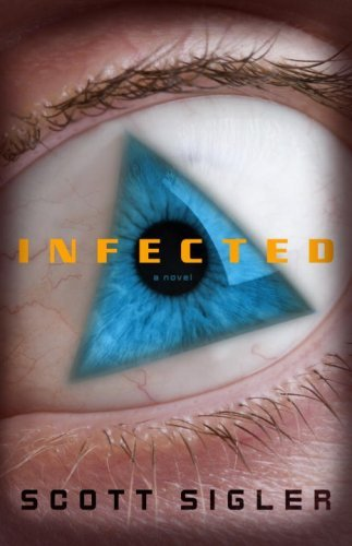 Cover image for Infected: A Novel