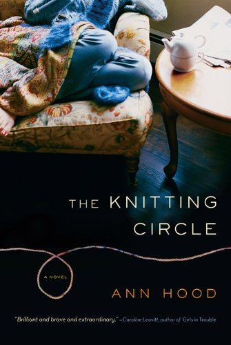 Cover image for The Knitting Circle: A Novel