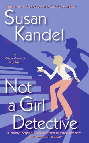Cover image for Not a Girl Detective (CeCe Caruso Mysteries Book 2)