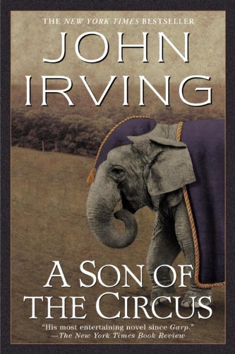 Cover image for A Son of the Circus
