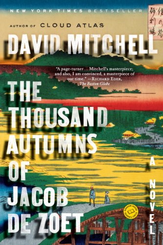 Cover image for The Thousand Autumns of Jacob de Zoet