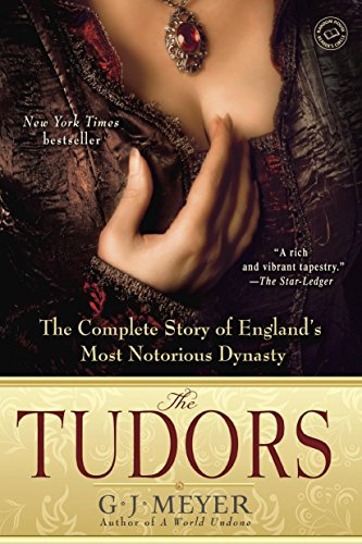 Cover image for The Tudors