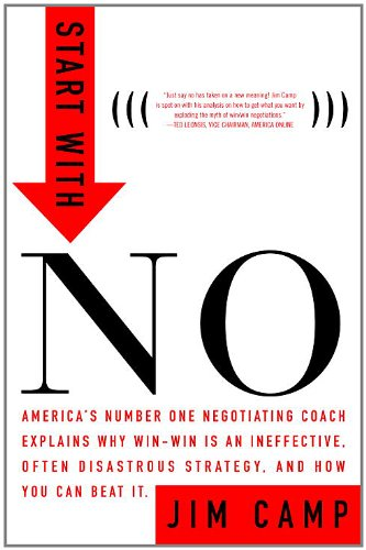 Cover image for Start with No