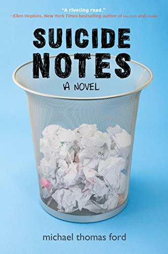 Cover image for Suicide Notes