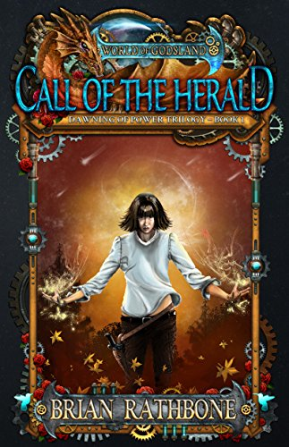 Cover image for Call of the Herald: Epic Fantasy Adventure (The Dawning of Power trilogy Book 1)
