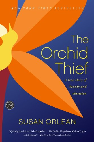 Cover image for The Orchid Thief