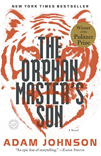 Cover image for The Orphan Master's Son