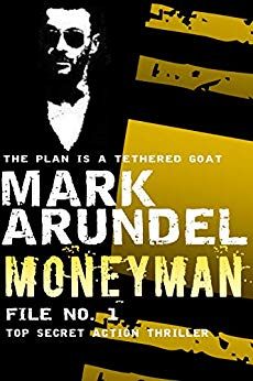Cover image for Moneyman (Meriwether Files Book 1)