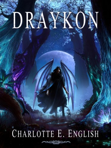 Cover image for Draykon: An Epic Fantasy of Dragons