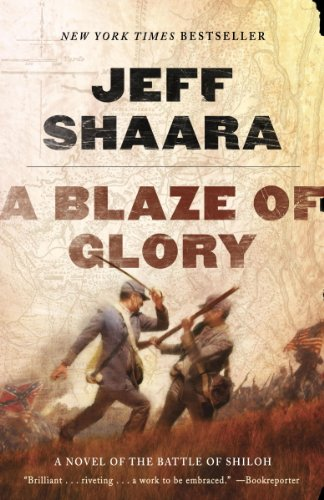Cover image for A Blaze of Glory
