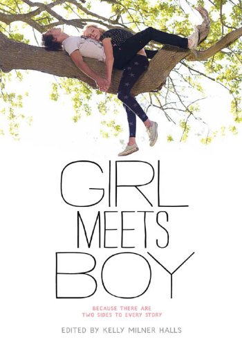 Cover image for Girl Meets Boy