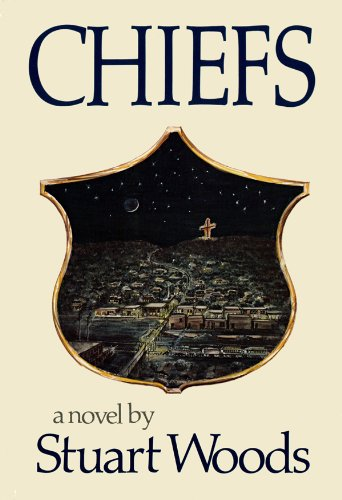Cover image for Chiefs: A Novel (25th Anniversary Edition) (Will Lee Novels Book 1)
