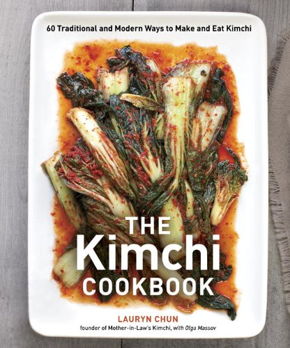 Cover image for The Kimchi Cookbook