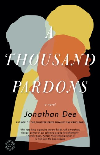 Cover image for A Thousand Pardons