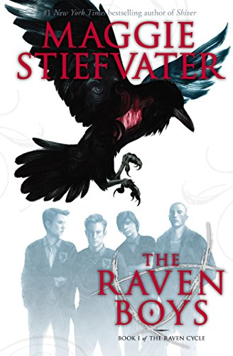 Cover image for The Raven Boys (The Raven Cycle, Book 1)