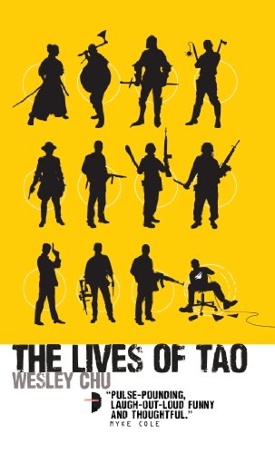 Cover image for The Lives of Tao