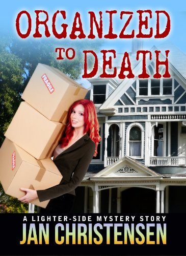 Cover image for Organized to Death (Tina Tales Book 1)