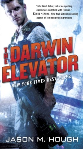 Cover image for The Darwin Elevator