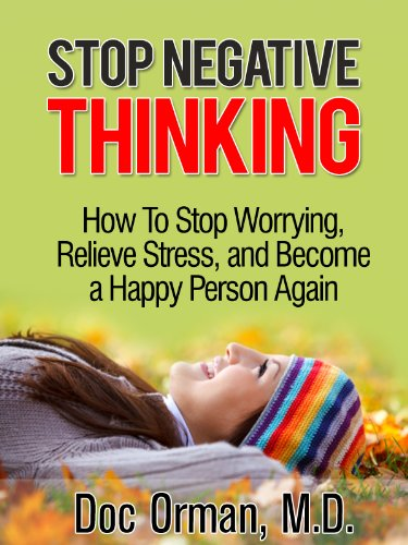 Cover image for Stop Negative Thinking
