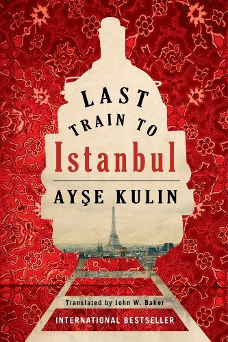 Cover image for Last Train to Istanbul