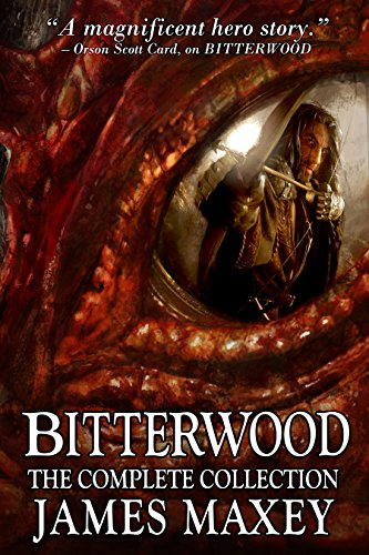 Cover image for Bitterwood: The Complete Collection