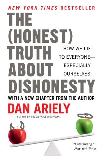 Cover image for The Honest Truth About Dishonesty