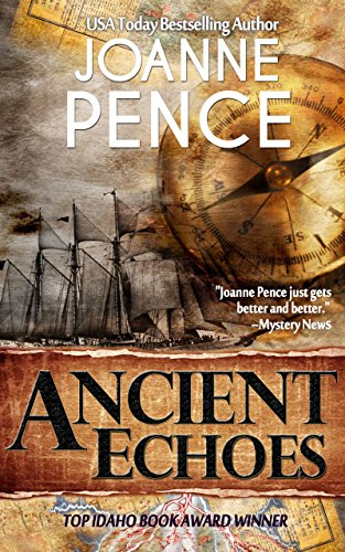 Cover image for Ancient Echoes (Ancient Secrets Book 1)