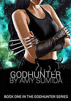 Cover image for Godhunter