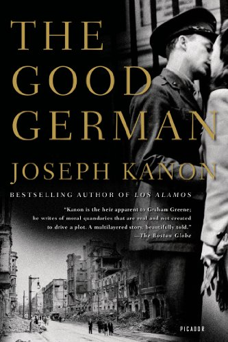 Cover image for The Good German (Bestselling Backlist)