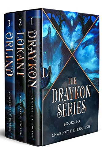 Cover image for The Draykon Series 1-3: An Epic Fantasy Trilogy of Dragons