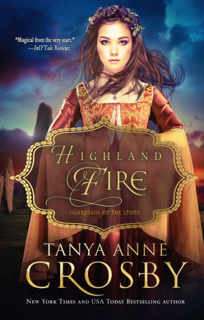 Cover image for Highland Fire
