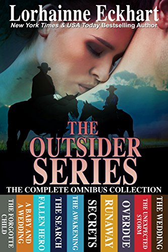 Cover image for The Outsider Series: The Complete Omnibus Collection (The Friessen Legacy Collections Book 1)