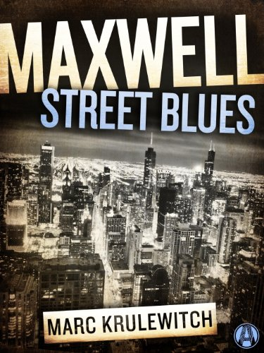 Cover image for Maxwell Street Blues