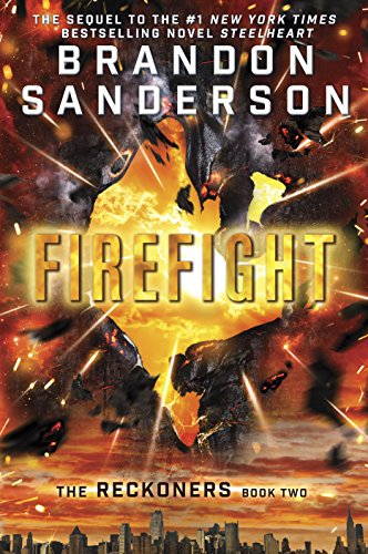 Cover image for Firefight