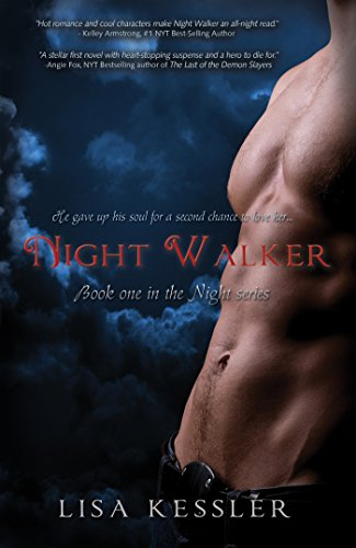 Cover image for Night Walker