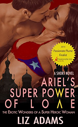 Cover image for Ariel's Super Power of Love