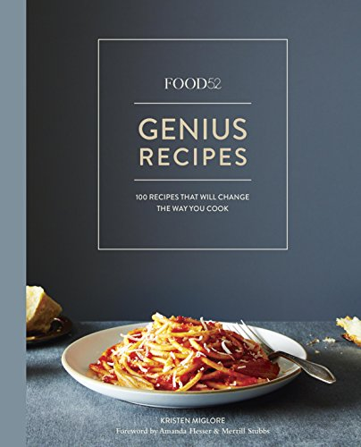 Cover image for Food52 Genius Recipes