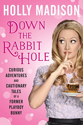 Cover image for Down the Rabbit Hole