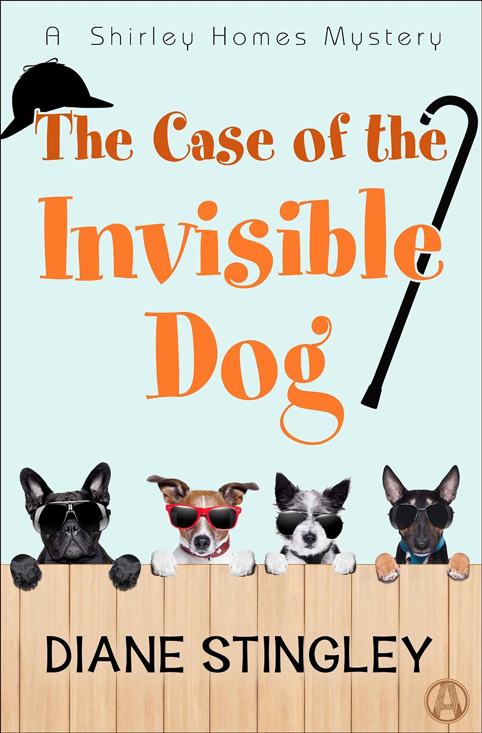Cover image for The Case of the Invisible Dog