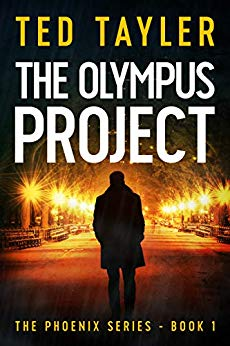 Cover image for The Olympus Project: The Phoenix Series Book 1
