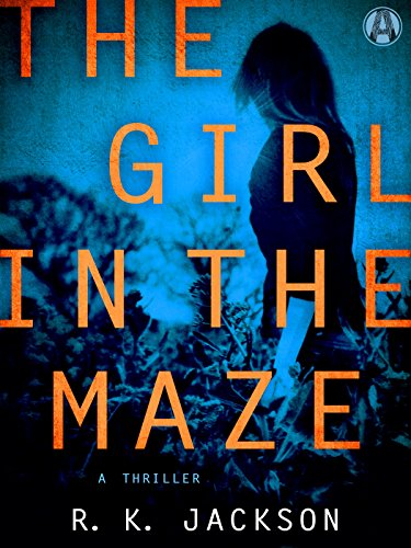 Cover image for The Girl in the Maze