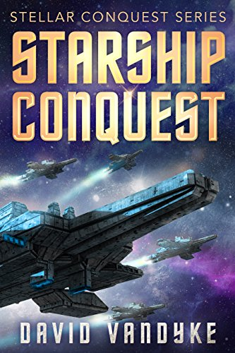 Cover image for Starship Conquest