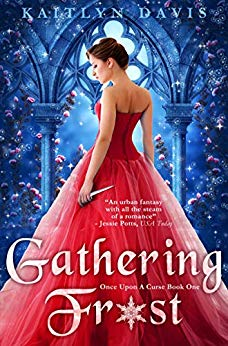 Cover image for Gathering Frost - A Sleeping Beauty Retelling (Once Upon A Curse Book 1)